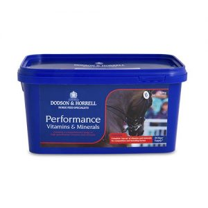 PERFORMANCE VITAMINS & MINERALS 3,5Kg