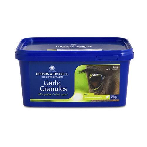 GARLIC GRANULES 1,5Kg (Granulado)